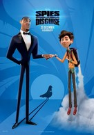 Spies in Disguise - Dutch Movie Poster (xs thumbnail)