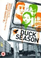 Temporada de patos - British DVD cover (xs thumbnail)