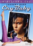Cry-Baby - DVD cover (xs thumbnail)
