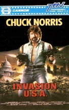 Invasion U.S.A. - Argentinian Movie Cover (xs thumbnail)