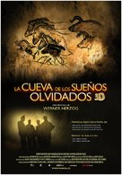 Cave of Forgotten Dreams - Spanish Movie Poster (xs thumbnail)