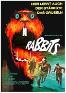 Night of the Lepus - German Movie Poster (xs thumbnail)