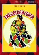 Le carrosse d'or - DVD cover (xs thumbnail)