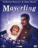 Mayerling - Blu-Ray movie cover (xs thumbnail)