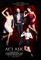 Aci ask - Turkish Movie Poster (xs thumbnail)