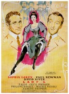 Lady L - French Movie Poster (xs thumbnail)