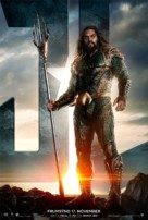 Justice League - Icelandic Movie Poster (xs thumbnail)