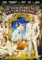 The Imaginarium of Doctor Parnassus - DVD movie cover (xs thumbnail)