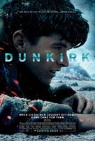 Dunkirk - British Theatrical movie poster (xs thumbnail)