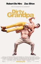 Dirty Grandpa - Movie Poster (xs thumbnail)