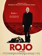 Rojo - French Movie Poster (xs thumbnail)