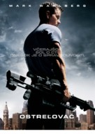 Shooter - Slovak Movie Poster (xs thumbnail)