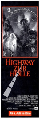 Highway to Hell - German Movie Poster (xs thumbnail)