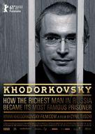 Khodorkovsky - British Movie Poster (xs thumbnail)