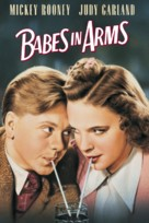 Babes in Arms - Movie Cover (xs thumbnail)