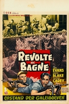 Revolt in the Big House - Belgian Movie Poster (xs thumbnail)