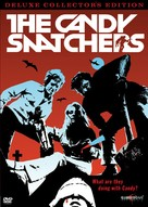 The Candy Snatchers - DVD cover (xs thumbnail)