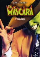 The Mask - Spanish Movie Cover (xs thumbnail)