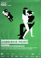 Zabriskie Point - Czech Movie Poster (xs thumbnail)