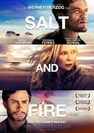 Salt and Fire - German Movie Poster (xs thumbnail)