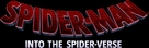 Spider-Man: Into the Spider-Verse - Logo (xs thumbnail)