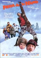 Snow Day - Spanish Movie Poster (xs thumbnail)