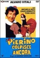 Pierino colpisce ancora - Italian DVD movie cover (xs thumbnail)