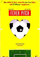 Fever Pitch - German Movie Poster (xs thumbnail)