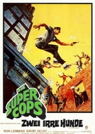 The Super Cops - German Movie Poster (xs thumbnail)