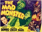 The Mad Monster - Movie Poster (xs thumbnail)