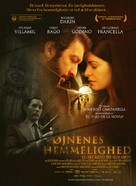 El secreto de sus ojos - Danish Movie Poster (xs thumbnail)