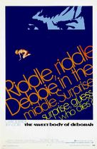Il dolce corpo di Deborah - Movie Poster (xs thumbnail)