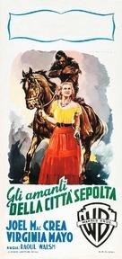 Colorado Territory - Italian Movie Poster (xs thumbnail)