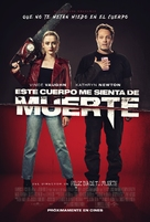 Freaky - Spanish Movie Poster (xs thumbnail)