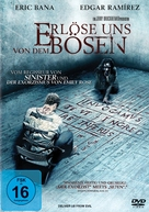 Deliver Us from Evil - German DVD cover (xs thumbnail)