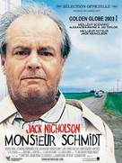 About Schmidt - French Theatrical poster (xs thumbnail)