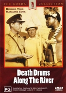 Death Drums Along the River - Australian Movie Cover (xs thumbnail)