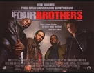 Four Brothers - British Movie Poster (xs thumbnail)