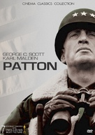 Patton - DVD cover (xs thumbnail)