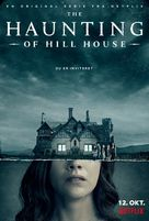 """""""The Haunting of Hill House"""" - Danish Movie Poster (xs thumbnail)"""