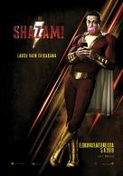 Shazam! - Finnish Movie Poster (xs thumbnail)