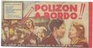 ¡Polizón a bordo! - Spanish Movie Poster (xs thumbnail)