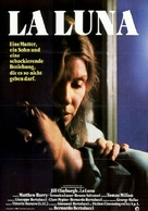 Luna, La - German Movie Poster (xs thumbnail)