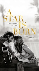A Star Is Born - Norwegian Movie Poster (xs thumbnail)