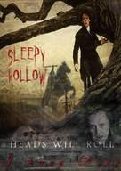Sleepy Hollow - British Movie Poster (xs thumbnail)
