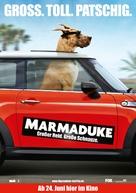 Marmaduke - German Movie Poster (xs thumbnail)