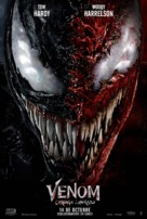 Venom: Let There Be Carnage - Argentinian Movie Poster (xs thumbnail)