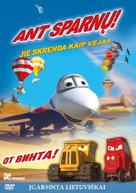 Ot vinta 3D - Lithuanian DVD cover (xs thumbnail)