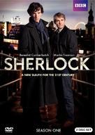 """Sherlock"" - DVD movie cover (xs thumbnail)"