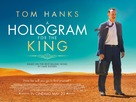 A Hologram for the King - British Movie Poster (xs thumbnail)